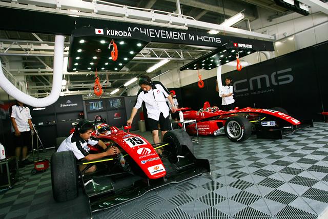 全日本F3を盛り上げるACHIEVEMENT by KCMGってどんなチーム?(1)