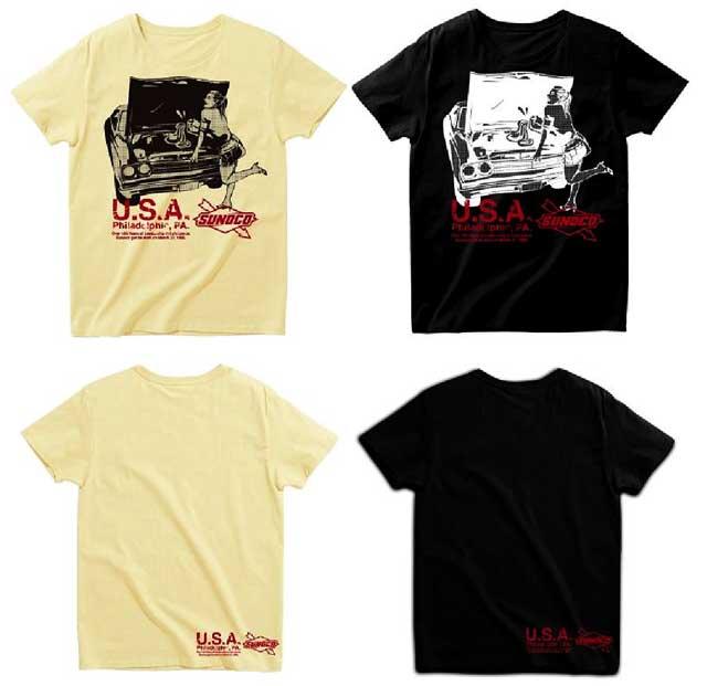 【日本サン石油】「SUNOCO GOODS 2009 Summer Model 発売」のお知らせ(3)