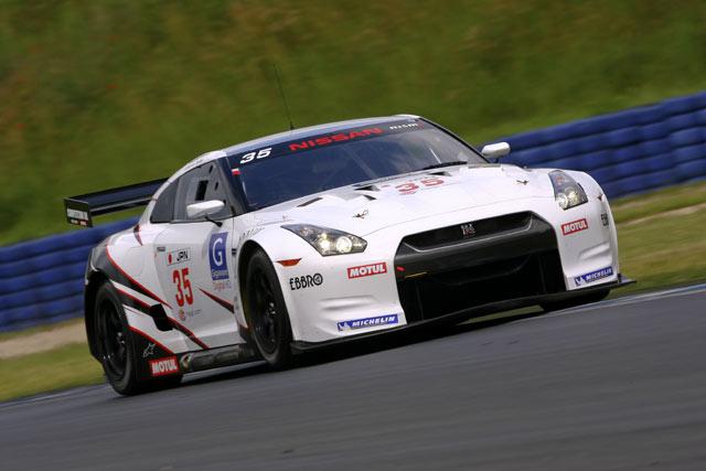 【NISMO】NISSAN GT-R、スパ24時間レースに出場(1)