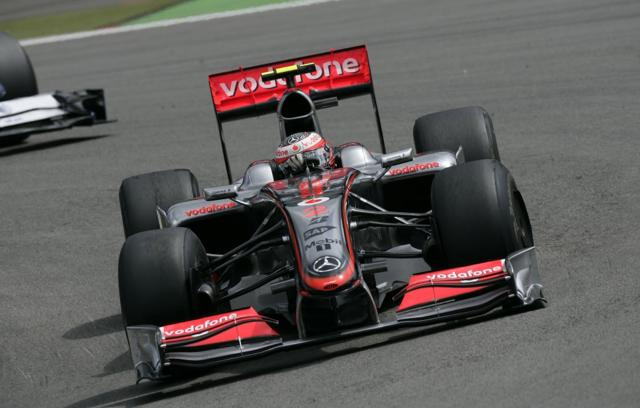F1ハンガリーGP開幕。1回目のフリー走行はコバライネンがトップ! ハミルトンも3番手(1)