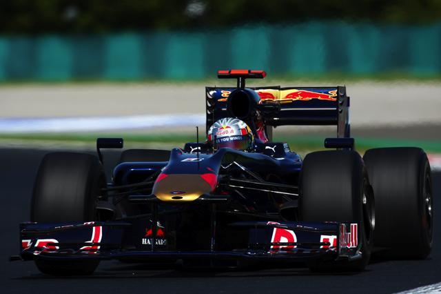 F1ハンガリーGPフリー走行2回目:ハミルトン、コバライネンのマクラーレンが初日1-2(3)