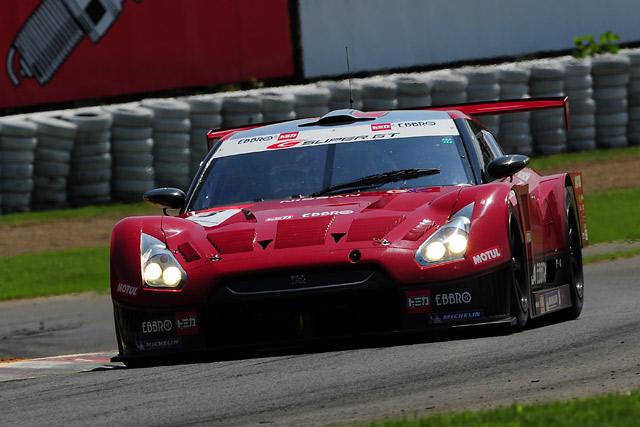 S-GT第5戦:HASEMI GT-R快進撃止まらず! 今季初ポール獲得(1)