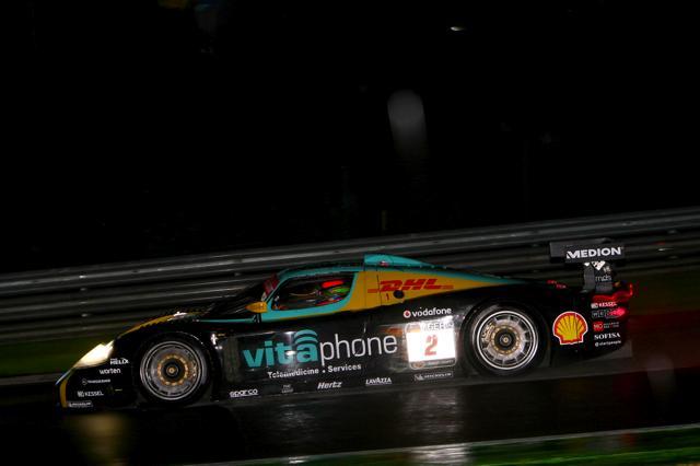 FIA GT第4戦スパ予選:マセラッティがトップ3を独占。GT-Rは8番手(1)