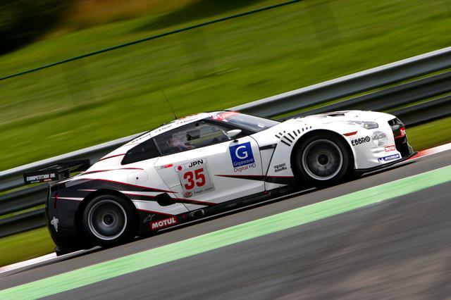 FIA GT第4戦スパ予選:マセラッティがトップ3を独占。GT-Rは8番手(3)
