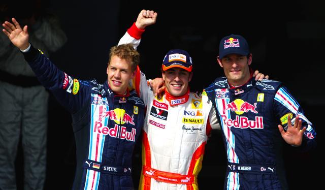 F1ハンガリーGP予選:アロンソが今季初ポールを獲得。マッサはクラッシュで病院へ搬送(4)