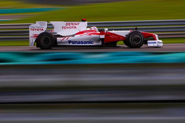 【トヨタF1】F1第10戦ハンガリーGP 予選 惜しくも、最終予選進出を逃す(1)