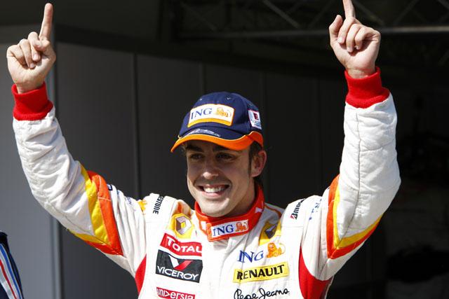 ハンガリーGP土曜ドライバーズコメント:アロンソ「アグレッシブな戦略で表彰台を狙う」(1)
