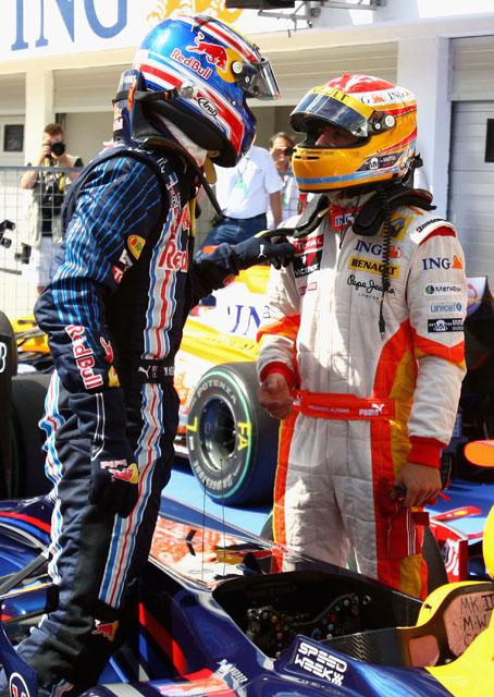 ハンガリーGP土曜ドライバーズコメント:アロンソ「アグレッシブな戦略で表彰台を狙う」(3)