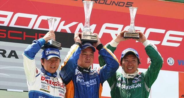 【ポルシェジャパン】ポルシェ カレラカップ ジャパン 2009 第7戦 (菅生) レースレポート(1)