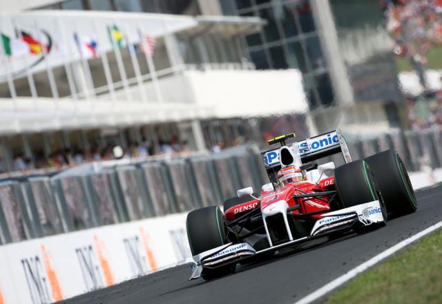 【トヨタF1】F1第10戦ハンガリーGP 決勝 果敢な走りで、ダブル入賞を果たす(1)