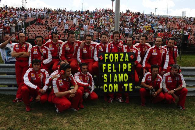 F1第10戦ハンガリーGP 決勝