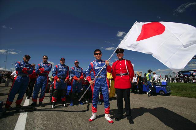 【Honda】 IRL第11戦 ウィル・パワーがキャリア初優勝、武藤英紀は14位(3)