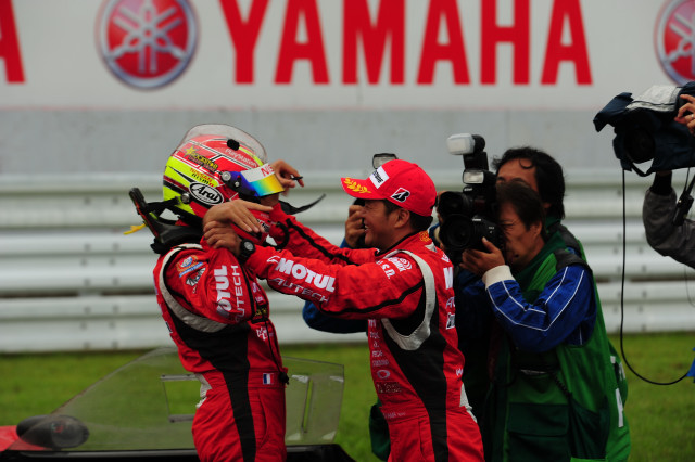 スーパーGT第5戦SUGO 決勝レース