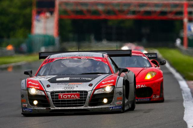 FIA GT第4戦スパ24時間決勝:コルベット4号車が優勝。GT-Rは総合13位でチェッカー(4)
