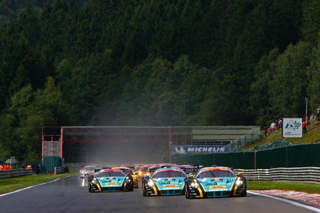 FIA GT第4戦スパ24時間決勝