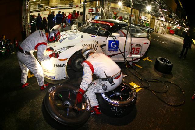 【NISMO】NISSAN GT-R、初めてのスパ24時間レースで完走 GT1クラス3位入賞(2)