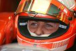 F1 | シューマッハーのヘルメットは改良版に。事故を受けシューベルトが対策