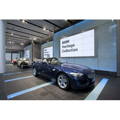 【BMW Group PressClub Japan】BMW Group StudioでBMWデザインの系譜を展示(2)