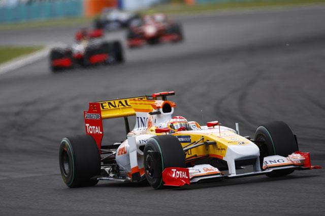スペインモータースポーツ連盟会長がルノーのヒアリングに出席、バレンシア出場を嘆願へ(1)