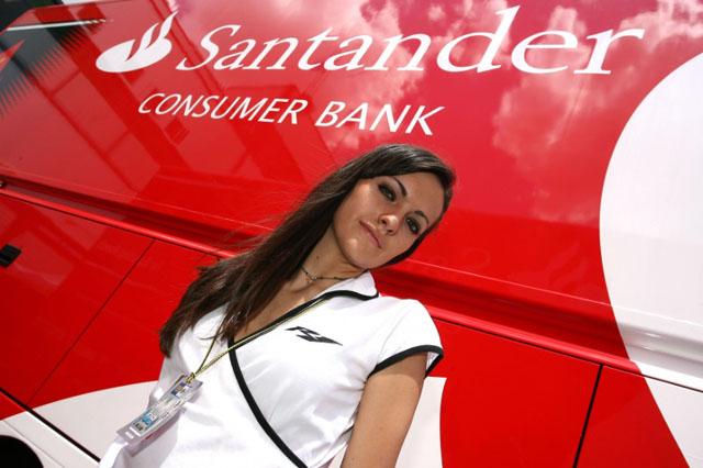 フェラーリ、サンタンデールとの契約をイタリアGPで発表か(1)