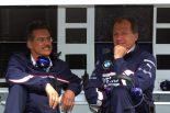 F1 | タイセン「チームのためにも開発の手は緩めない」
