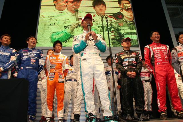 お台場にGTドライバー大集合!『SUPER GT夏祭り』は盛況に終わる(2)