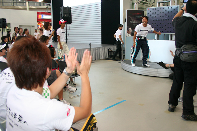 お台場にGTドライバー大集合!『SUPER GT夏祭り』は盛況に終わる(9)