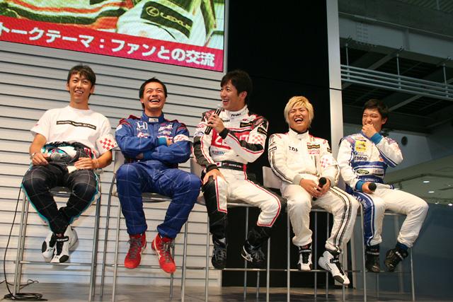 お台場にGTドライバー大集合!『SUPER GT夏祭り』は盛況に終わる(12)