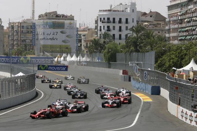 F1第11戦ヨーロッパGP プレビュー(1)