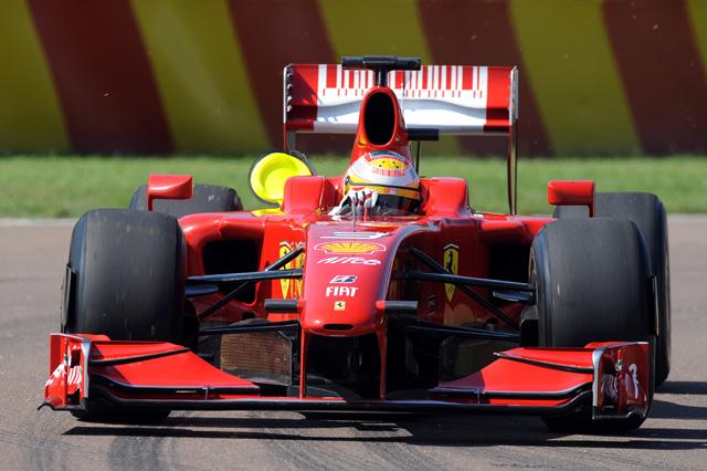 バドエル、F60をドライブ。F1復帰への準備を進める(1)