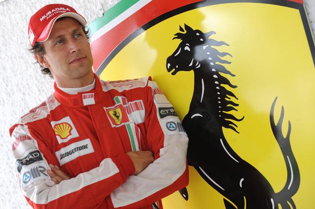 バドエル、F60をドライブ。F1復帰への準備を進める(2)