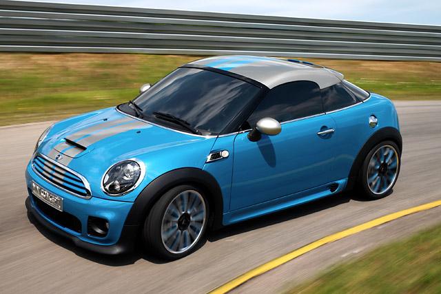 【BMW Group PressClub Japan】MINIのコンセプト・モデル:MINI Coupe Concept(ミニ・クーペ・コンセプト)(3)