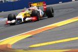 F1   ルノー、イタリアでのKERS使用を検討。今後は来年型マシンにリソースをシフト