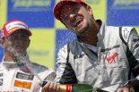 F1   バリチェロ「37歳でチャンピオンになれたら最高」。来季参戦も示唆