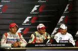 F1   ベルギーGP土曜ドライバーズコメント:フィジケラ「ポイント獲得だけじゃなくもっと上を狙う」