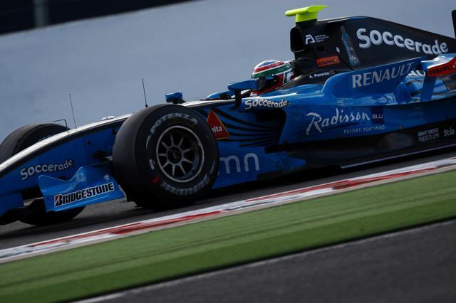 GP2第15戦スパ・フランコルシャン:シリーズ100戦目の勝者はパレンテ(3)