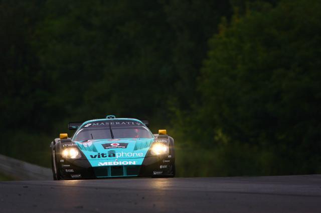 FIA-GT第5戦ブタペスト:No.2マセラッティMC12がポールを獲得(1)