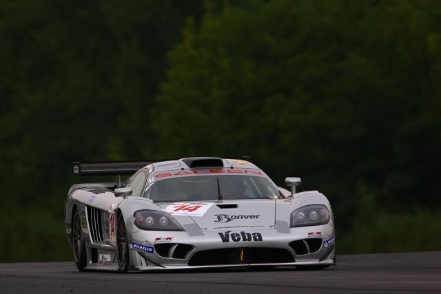 FIA-GT第5戦ブタペスト:No.2マセラッティMC12がポールを獲得(2)