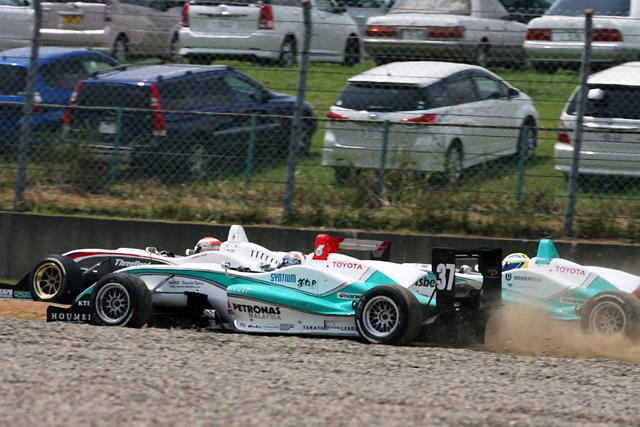 全日本F3第14戦:井口、2連続ポール・トゥ・ウインでオートポリスを完全制圧!(3)
