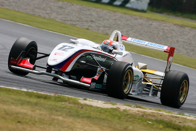 全日本F3第14戦:井口、2連続ポール・トゥ・ウインでオートポリスを完全制圧!(4)
