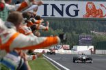 F1   F1第12戦ベルギーGP終了時 ポイントランキング