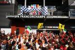 F1   F1ベルギーGP 決勝:フォース・インディアのフィジケラが大健闘2位、ライコネンが今季初優勝