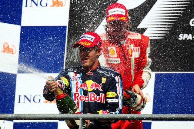 F1ベルギーGP 決勝:フォース・インディアのフィジケラが大健闘2位、ライコネンが今季初優勝(4)