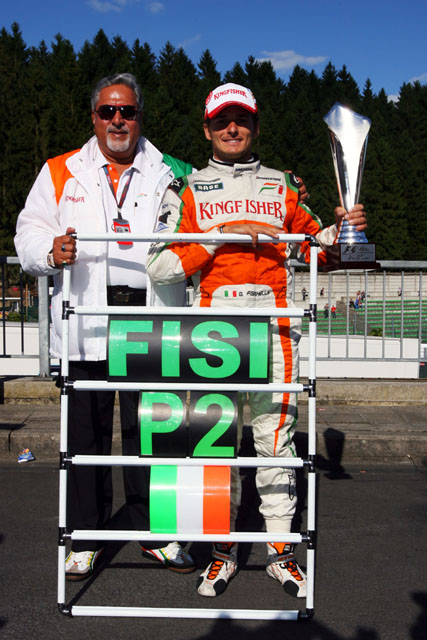 ベルギーGP日曜ドライバーズコメント:ライコネン「シャンパンはいつもの味だけど、気分は全く違う」(4)