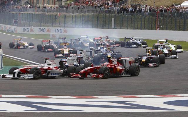 【トヨタF1】F1第12戦ベルギーGP決勝 J.トゥルーリ、T.グロックともにポイント獲得ならず(1)