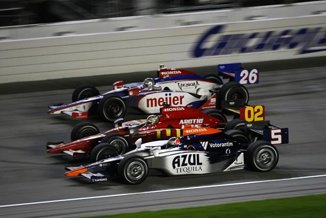 【Honda】IRL第15戦シカゴランド ブリスコーが今季3勝目を挙げチャンピオン争いで一歩リード(4)
