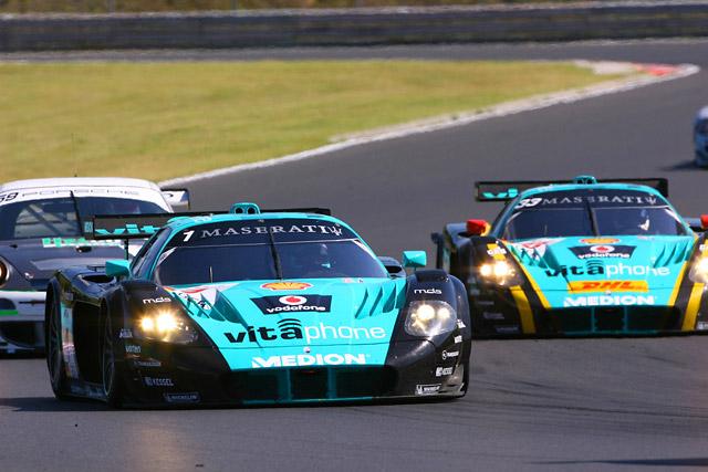 FIA-GT第5戦ブダペスト KプラスKがトップも車両規定違反でヴィータフォンが優勝(1)