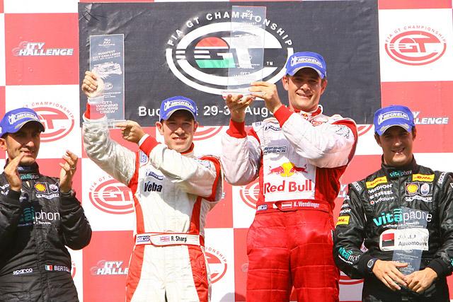 FIA-GT第5戦ブダペスト KプラスKがトップも車両規定違反でヴィータフォンが優勝(4)