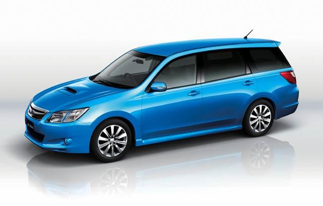 【富士重工業】 特別仕様車「2.0i S-style」を発売 スバル エクシーガを改良(1)