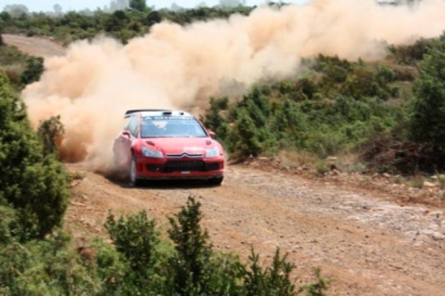 ペター・ソルベルグ、WRC残り2戦はシトロエンC4で出場! 08スペックのドライブが決定(1)